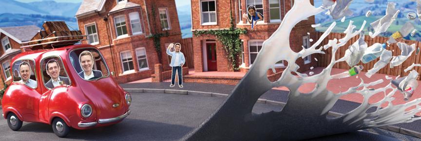 Des routes en plastique, l'avenir du réseau routier