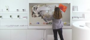 vidéoprojecteur interactif