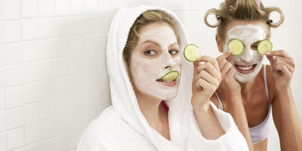 Se faire belle avec un masque hydratant